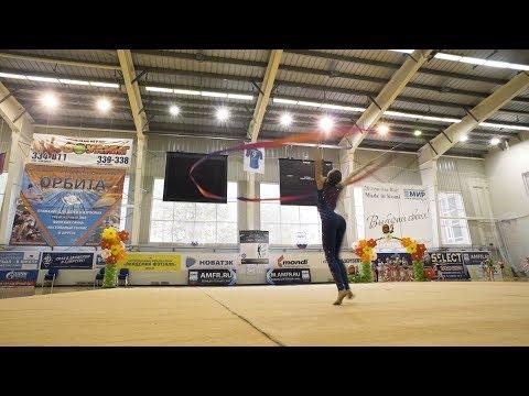 Художественная гимнастика. Сыктывкар. Орбита 26 мая 2019