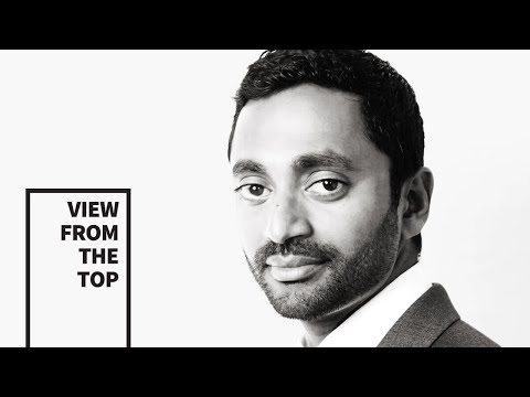 Chamath Palihapitiya, Founder and CEO Social Capital, on Mon