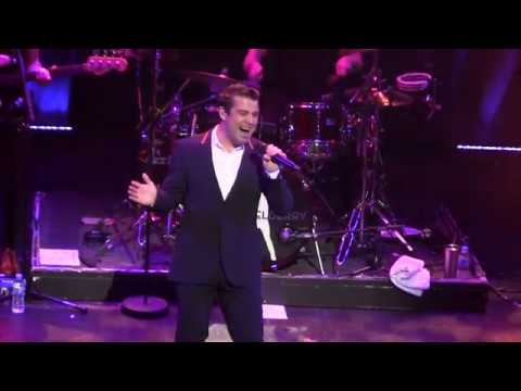 Joe McElderry - The Greatest Showman Medley - Southend