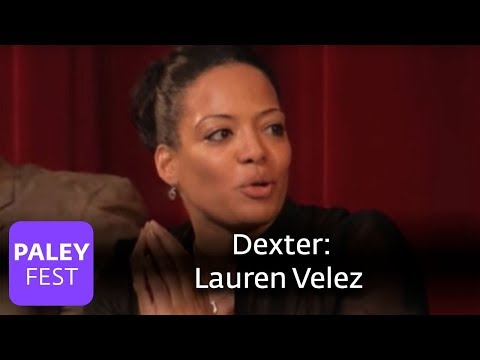 Dexter  Actress Lauren Velez Paley Center
