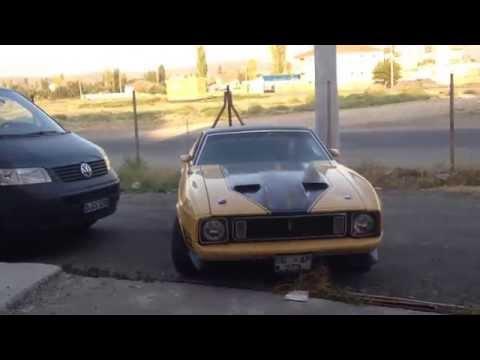 1973 Mustang Mach1 Cobra Jet Q code aksaray