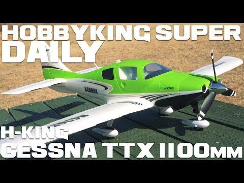 H-King Cessna TTX