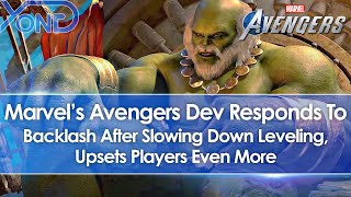 Marvel's Avengers Dev Responds To Backlash After Slowing Progression, Upsets Players Even More
