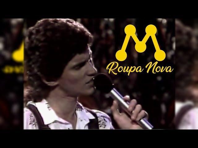 Roupa Nova  -  Dona  - TV Manchete 1985