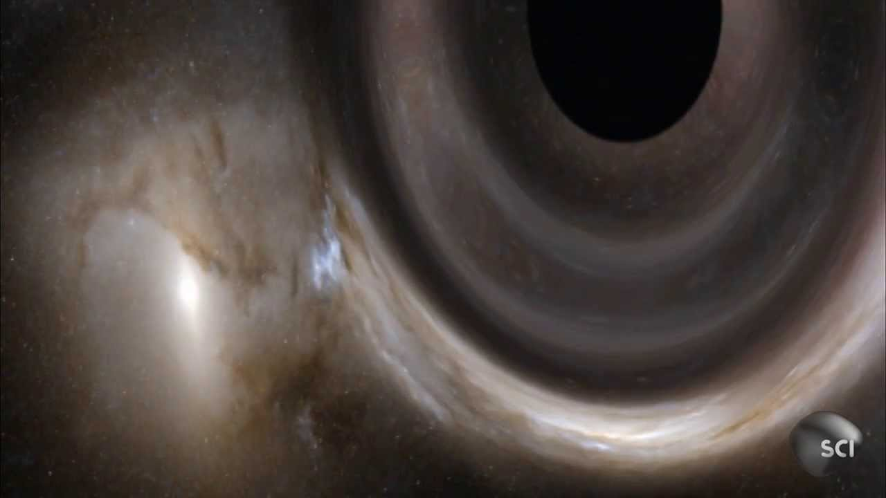 Black Hole Power | How the Universe Works