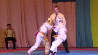 Клип КУДО(Соревнования по KUDO в городе Канев Черкасской области., 2011-10-18T12:27:27.000Z)