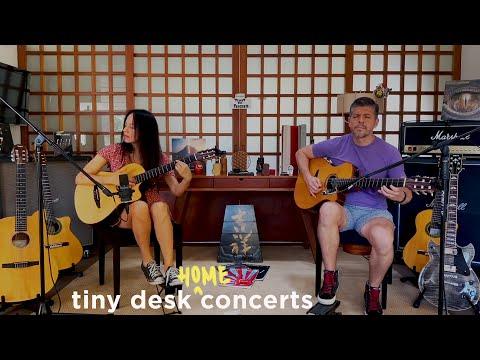 Rodrigo Y Gabriela: Tiny Desk (Home) Concert