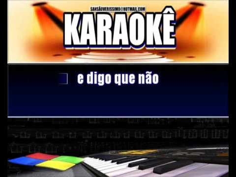 karaoke jovem garda youtube