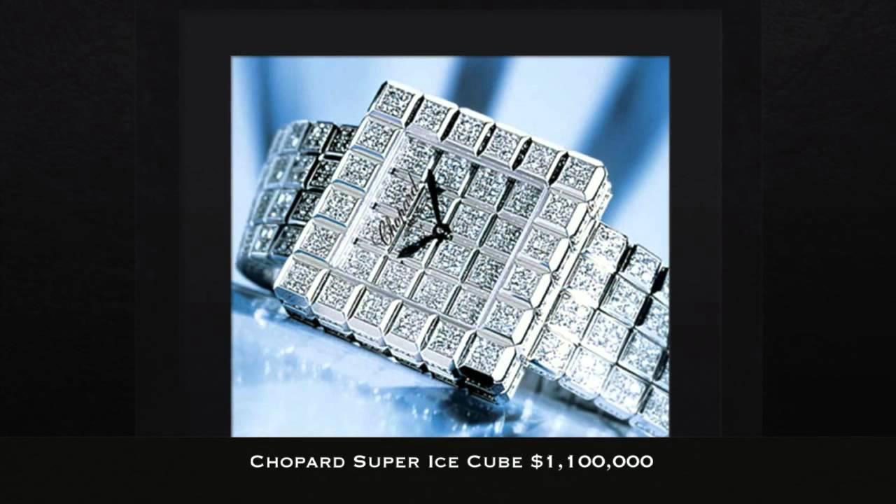 Chopard super ice cube