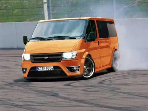 tuning ford transit youtube
