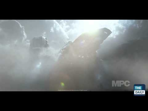 The Daily talk to MPC's Supervisor on the VFX of Prometheus