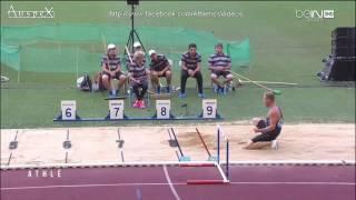 Kevin Mayer long jump Monaco 2016