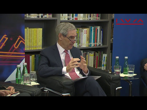 Michael Ignatieff: Migration, Asylum and Human Rights