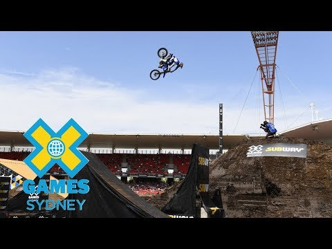 FULL SHOW: Moto X Freestyle Final at X Games Sydney 2018