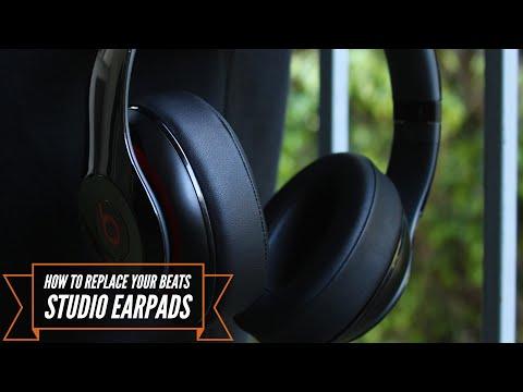 how-to-replace-beats-studio-2.0-ear-cushion
