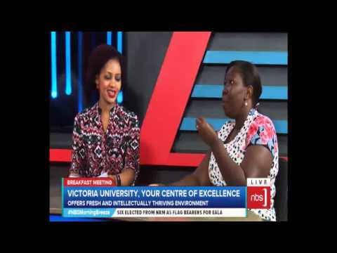 Victoria University: Your Centre of Excellence