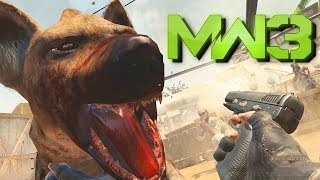 Call of Duty: Modern Warfare 3 Gameplay PC - Sniper Stealth Mission