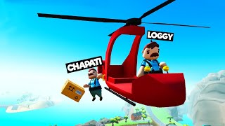 LOGGY DELIVERY WALLA !!!! | Totally Reliable Delivery Service