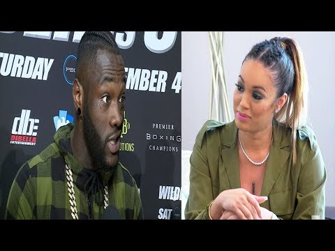 DEONTAY WILDER'S PREGNANT WIFE RACIALLY PROFILED & HELD BY LAW ENFORCEMENT WRONGFULLY.