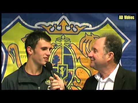 Interview de Jonathan Bourgeois 15/09/2009