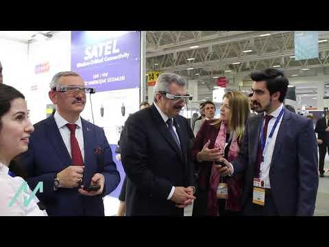 ProManage & Doruk at WIN EURASIA 2019 Exhibition