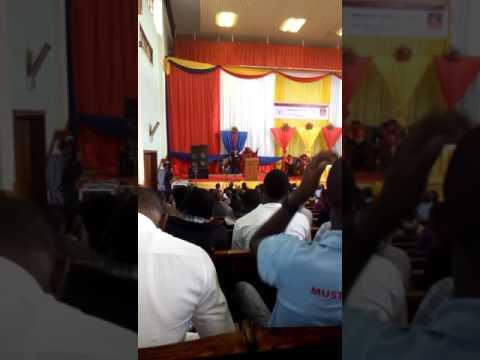Lecture ya professor Mwandosya MUST 16/12/2016 thumbnail