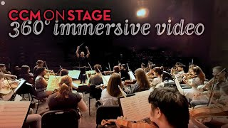A 360-Degree Look at the CCM Concert Orchestra