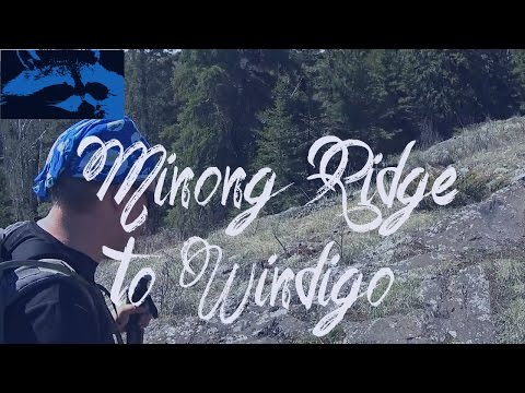 Isle Royale National Park 2016 (Solo) Minong Ridge Trail