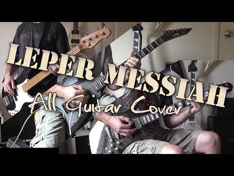 Metallica - Leper Messiah All Guitar Cover (No Backing Track) mp3
