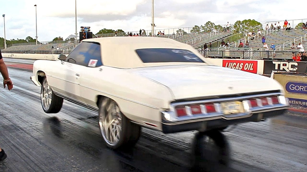 MACHO SUPERCHARGED DONK VS SILENT KILLER NITROUS DONK GRUDGE RACE - Money on the Line 3