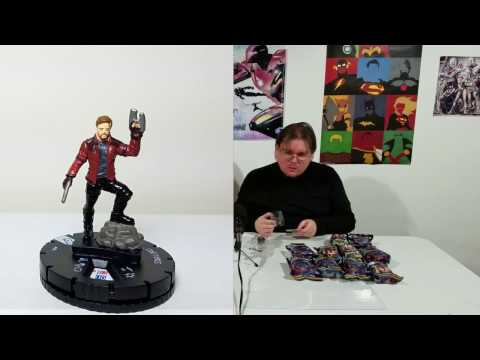 Heroclix Unboxing - Guardians of the Galaxy Vol. 2: Release day