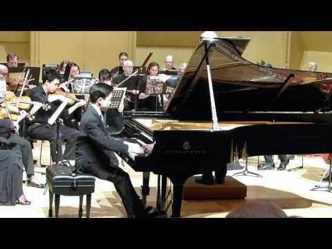 Saint Saëns - Concerto No. 2 in G minor, Op. 22, I. Andante sostenuto