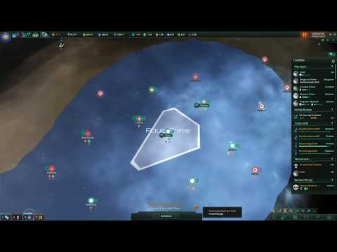 Stellaris Synthetic Dawn - gameplay - #2.10 - Sektor schon nötig?