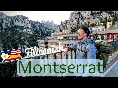 Day Trip To MONTSERRAT SPAIN