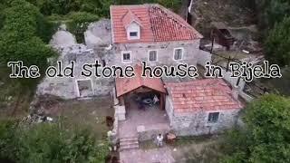 Реставрированный каменный дом в Черногории. Биела, Герцег-Нови