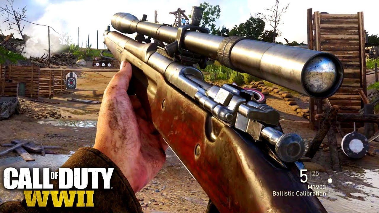 call of sniper for WWII for android phone