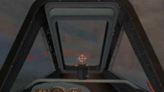 Combat Flight Simulator 3 ETO ME262 vs B17's