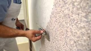 Штукатурка из Камней и мрамора!(Revco Deco - завод-производитель уникальной штукатурки из натуральных материалов. Данный видео урок показывает..., 2013-08-19T16:49:37.000Z)