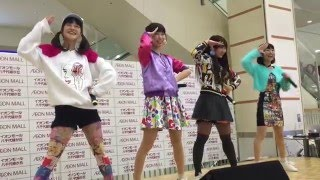 2015/11/28 JUST NOW☆リリースイベント/イオンモール八千代緑が丘店.