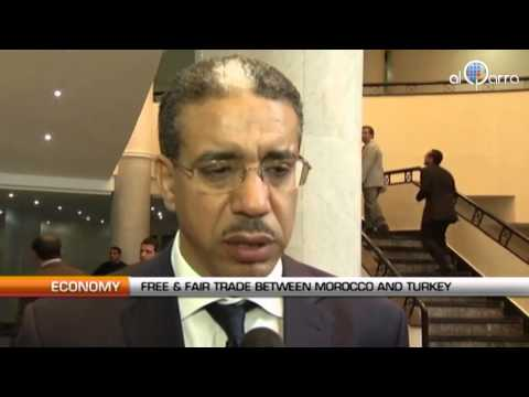 Morocco - Turkey : Balancing the scales