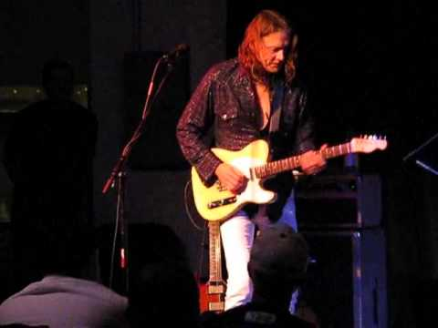 Michael Landeau Robben Ford slow blues Live at the Narrows 2011