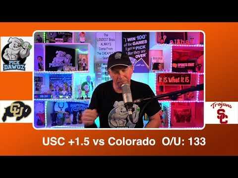 USC vs Colorado 3/12/21 Free College Basketball Pick and Prediction CBB Betting Tips