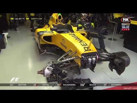 F1 Jolyon Palmer ALL Crashes and Fails