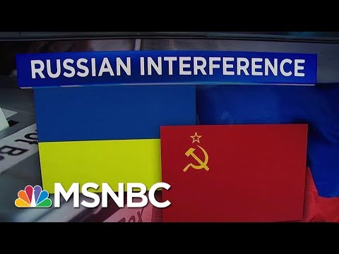 How Widespread Is Russian Interference In Foreign Elections? | Velshi & Ruhle | MSNBC