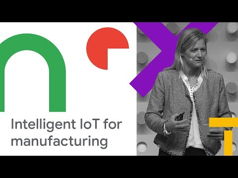 Intelligent IoT for Manufacturing (Cloud Next '18)