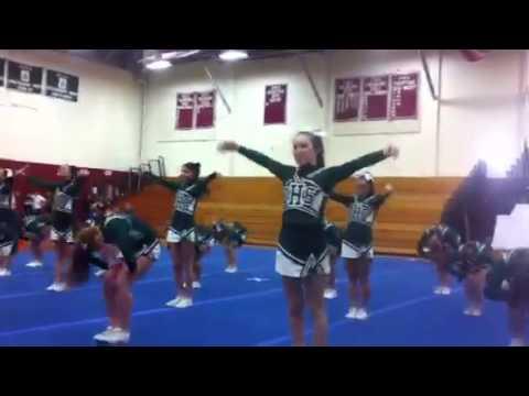 Dover senior high school jv cheer nh
