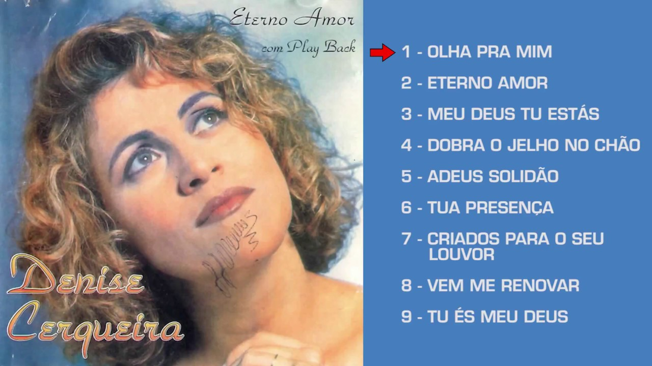 denise cerqueira eterno amor playback
