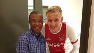 Waar gaan de spelers van Ajax op vakantie?   VLOG #53