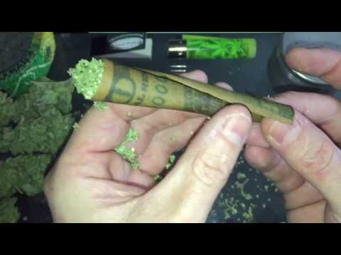 Roll a perfect BLUNT! Tattooed blunt wrap by SHINE!