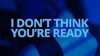 Gambar cover Tank - I Don't Think You're Ready // Lyrics